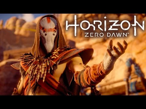Horizon Zero Dawn - Story Trailer