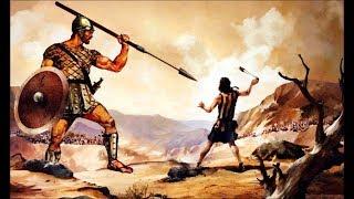 Atheist Sunday School #64 - David and Goliath (1SAM 16-18)