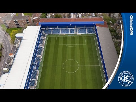 FEATURE | LOFTUS ROAD FROM THE SKY