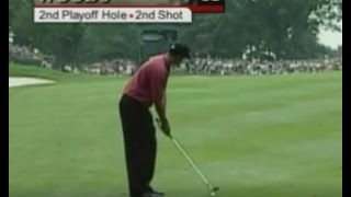 Tiger Woods 2001 WGC @ Firestone