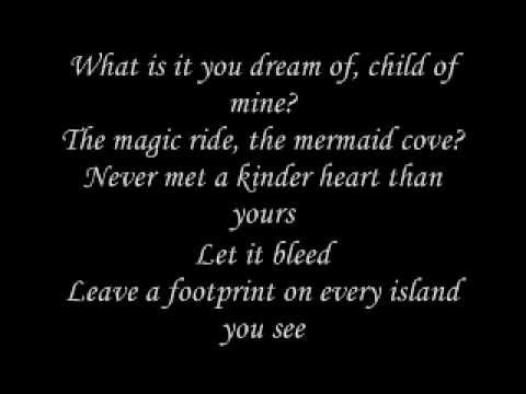 Nightwish-Ghost river-Lyrics