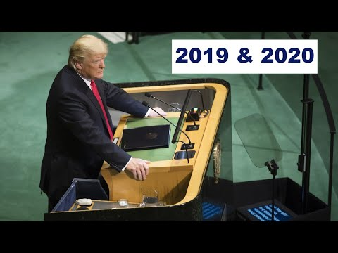 President Donald Trump 🇺🇸 2019 & 2020 Psychic Predictions Reading  [Celebrity Psychic Reading]