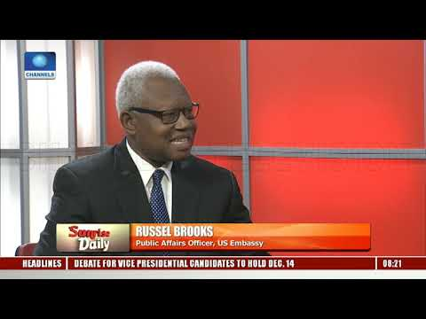 Nigeria/US Relations Towards The 2019 Election Pt.1 |Sunrise Daily|