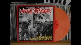 Versaute Stiefkinder - Die Zeichen Steh'n Auf Krieg [Full Album]