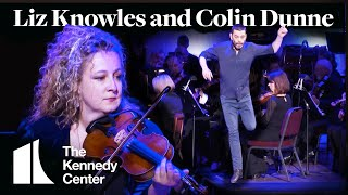 "Riverdance legend Colin Dunne and Liz Knowles - ""Carna: An Chistin"" 