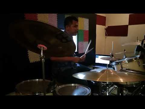 Ada Band Karena Wanita Drum Cover