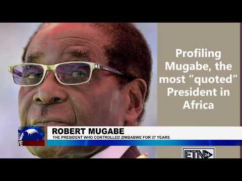 Robert Gabriel Mugabe: The President Who Controlled Zimbabwe For 37 Years
