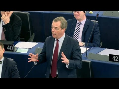 An EU Army to face Russia? Who do you think you are kidding, Mr Juncker? - Nigel Farage
