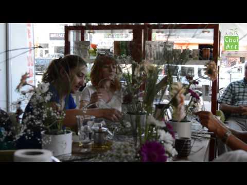 Asia Chai Art Kültür Günleri - Ikebana