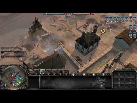 Company Of Heroes All Units