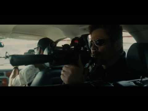 "Sicario ""The Bridge"" - Klipp"