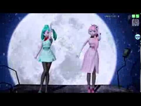 Hatsune Miku & Megurine Luka ~ Worlds End Dance Hall