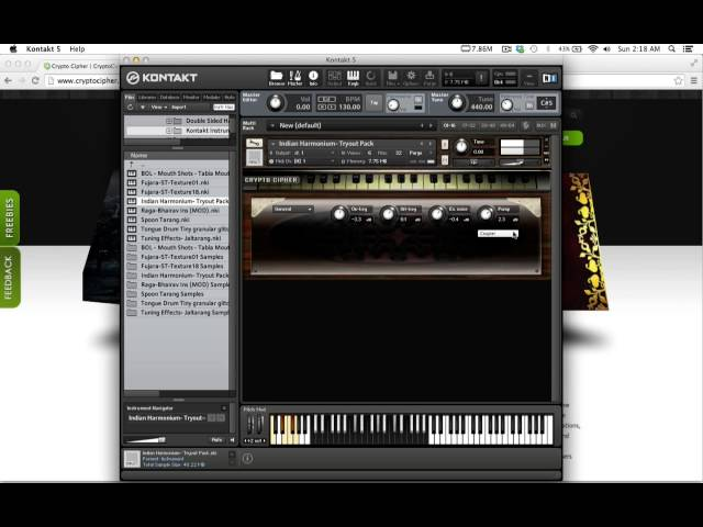 Free Sample Library Features Indian Instruments – Synthtopia