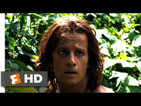 Greystoke: Legend of Tarzan (7/7) Movie CLIP - Going Home (1984) HD