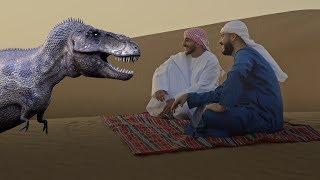 حلم محمد بن سلمان لمدينة نيوم: خادمات آلية، قمر مزيف، وجزيرة للديناصورات