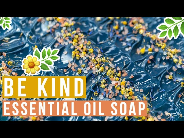 Summertime Essential Oils Soap Be KindWILD SUMMER COLLECTION | Royalty Soaps