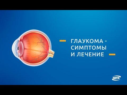 Глаукома - симптомы и лечение
