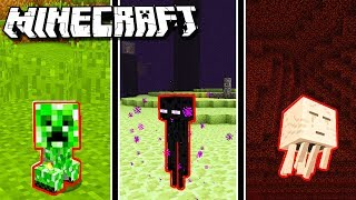 IF MOBS HAD BABIES in Minecraft!