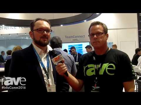 InfoComm 2016: Gary Kayye Speaks to Kai Tossing of Sennheiser About New Wireless Charging Microphone