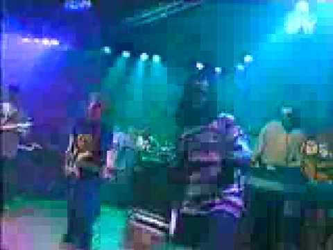 Jamiroquai - Our Time Is Coming Live On MTV's Most Wanted 1995