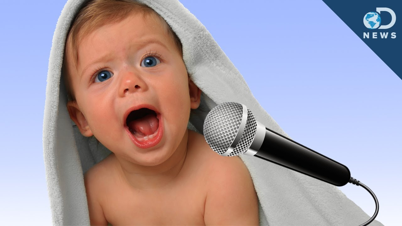 The mouth of a baby ... Children talk about love