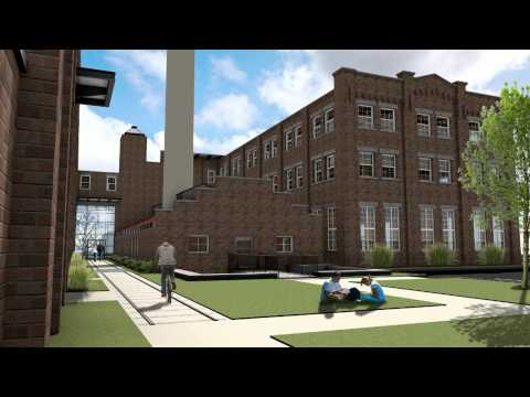 The Lace Mill: The Architectural Concept