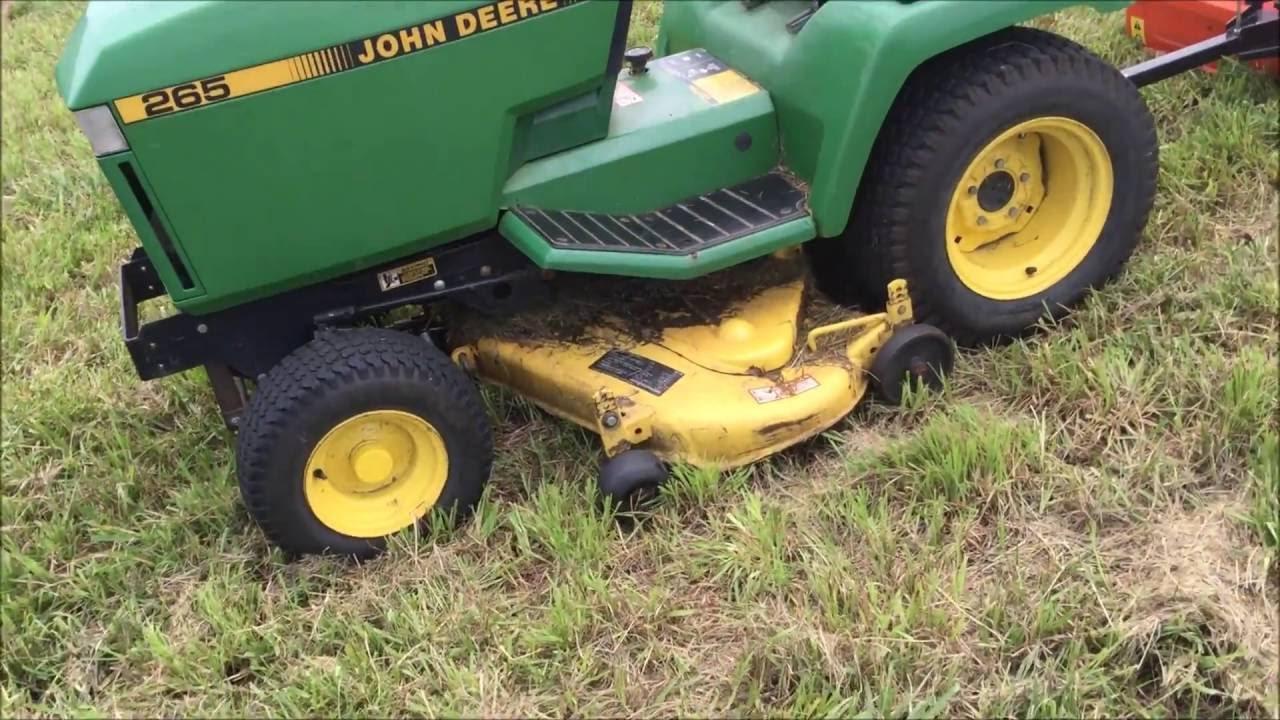 john deere 265 tractor more john deere tractors more john deere tractors www mygreen farm [ 1280 x 720 Pixel ]