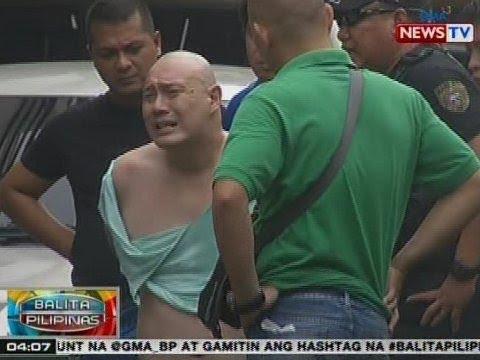 BP: Lalaking nanggulo sa MPD na si Arvin Tan, arestado