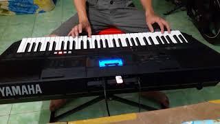 Những ngày xưa thân ái. Yamaha E453. (Organ rừng)