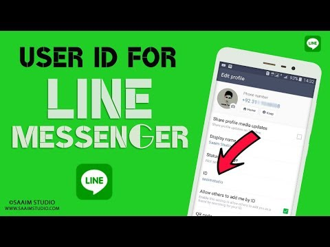 How to Set User ID for Line Account?