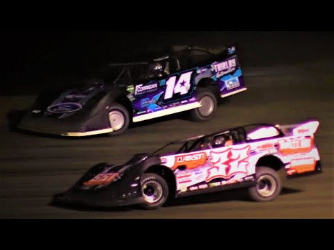 4-26-19 Late Model Feature I-96 Speedway