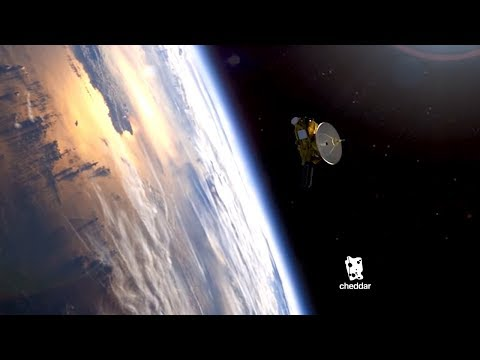 NASA Solar Sails Could Allow Interstellar Travel - Cheddar Explains