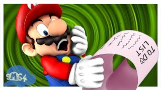 Download Video SMG4: Mario Does The Chores MP3 3GP MP4