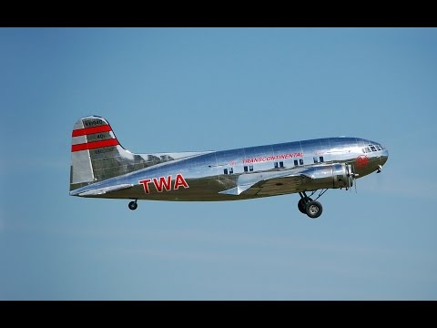 Boeing 307 Airplane Type
