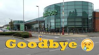 Goodbye Waitrose Oadby Leicester