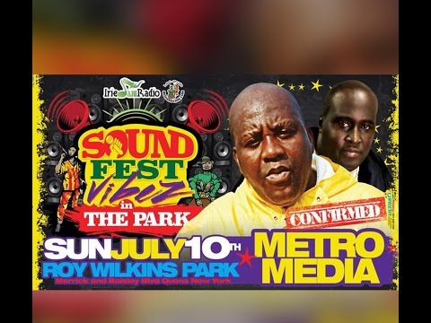 Irish & Chin Sound Fest 2016 Roy Wilkins Park ( Metro Media Sound )