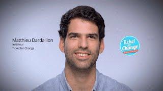 Ticket for Change - Google Impact Challenge | France - Prix du jury
