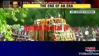 Special video for atal Bihari vajpayee