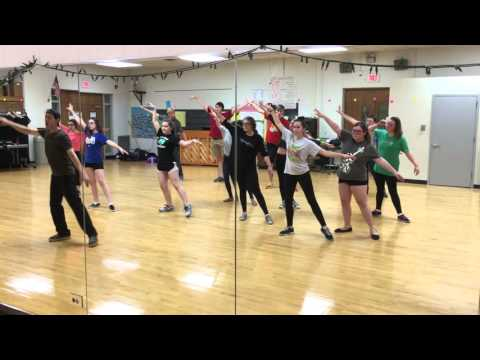 Annie the Musical Dance Workshop - Easy Street