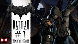 Batman - The Telltale Series Ep. 1: Realm of Shadows - iOS / Android - Walkthrough Gameplay Part 1