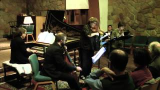 Musica Pacifica performs Rameau: Tambourins