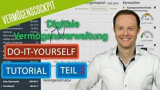 Digitale Vermögensverwaltung SOFTWARE - DO-IT-YOURSELF Tutorial Teil 2 - Ziele & Wünsche
