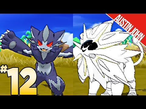 Shadow Zerora, White Ghost Solgaleo, Ice Kyogre & More! ultraLOCKE EP12 | Austin John Plays