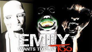ЭТО УЖЕ НЕ СТРАШНО ► Emily Wants to Play Too