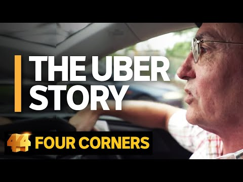 How Uber outwitted regulators and crushed competition | Four Corners
