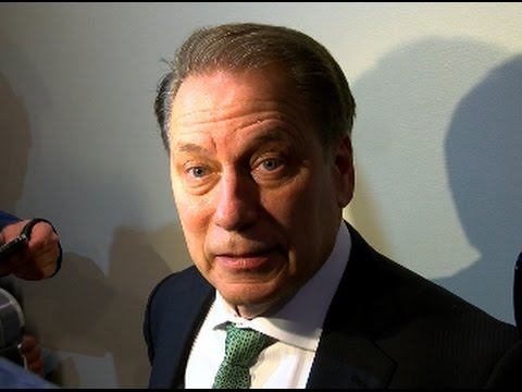 Tom Izzo discusses Michigan State