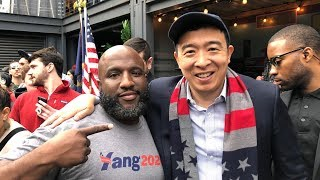 Who Is Andrew Yang: The Most Interesting 2020 Presidential Candidate