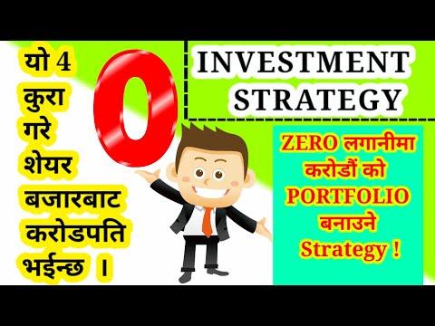 ZERO Investment Strategy