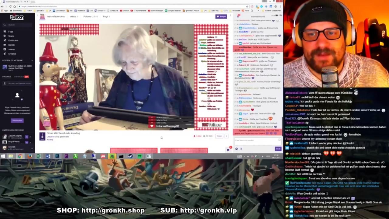 Marmeladenoma Twitch