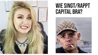 GESANGSLEHRERIN REAGIERT ZU  CAPITAL BRA-ALLEIN